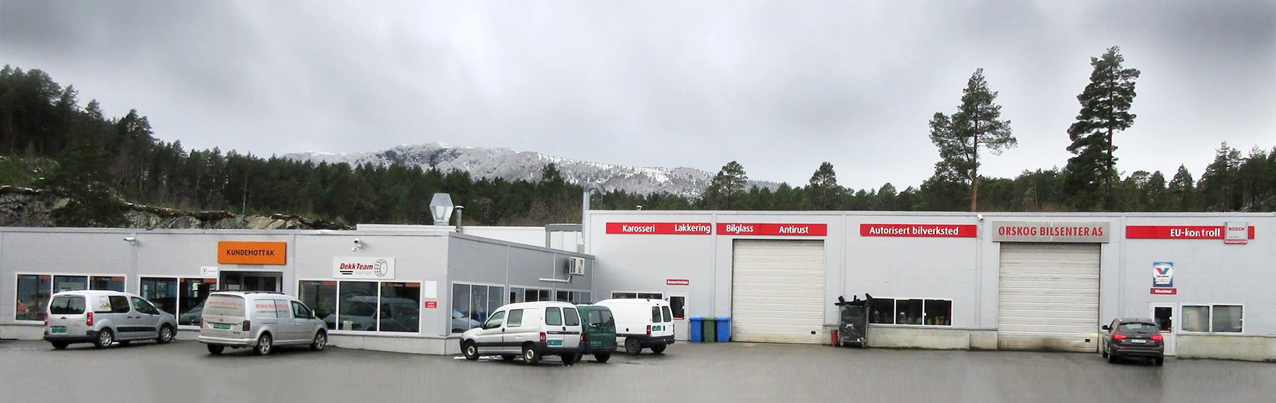 Ørskog bilsenter